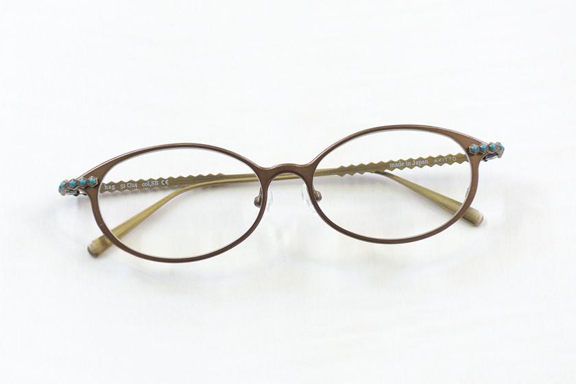 AKITTO : hag-SB 《アキット》 〜 初めての遠近両用メガネ