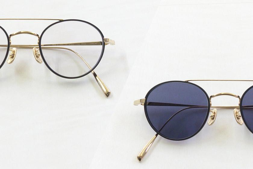 BJclassic premium《BJクラシック》 /  ルティーナ フォト : 紫外線に反応してサングラスになる「調光レンズ」