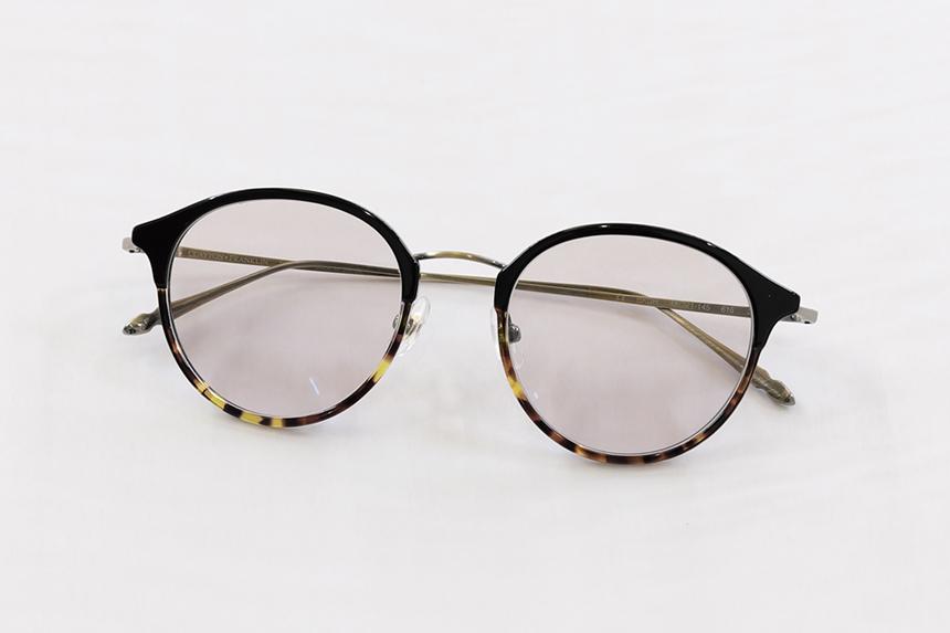 光老化から目を守るサングラス 〜 Clayton Franklin : 616 BKDH 《クレイトン・フランクリン》