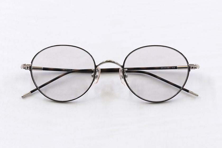 HUSKY NOISE : H-173 Brown ハスキーノイズ_ののむら眼鏡店_岐阜県郡上市のメガネ補聴器