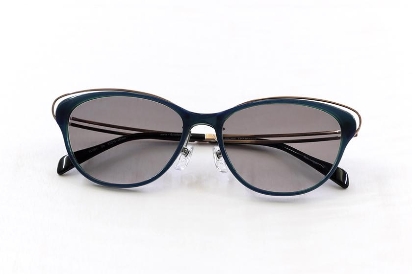 Line Art : XL1631 GN 《ラインアート》_ののむら眼鏡店_岐阜県郡上市のメガネ補聴器