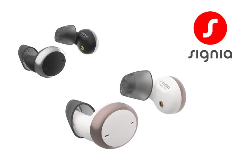 郡上市の補聴器 H : もはやワイヤレスイヤホンそのもの。でも中身は高性能補聴器!
